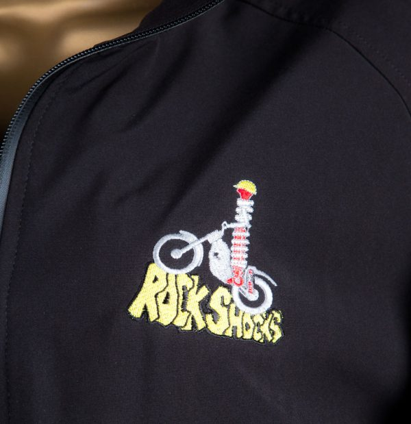Rock Shocks Jacket Logo